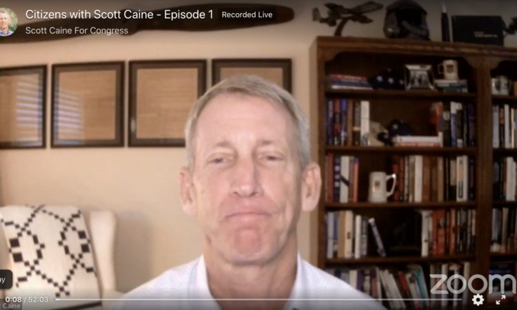 Col. Scott Caine has a conversation about the millennial mindset, education, student debt, and the global economy.
